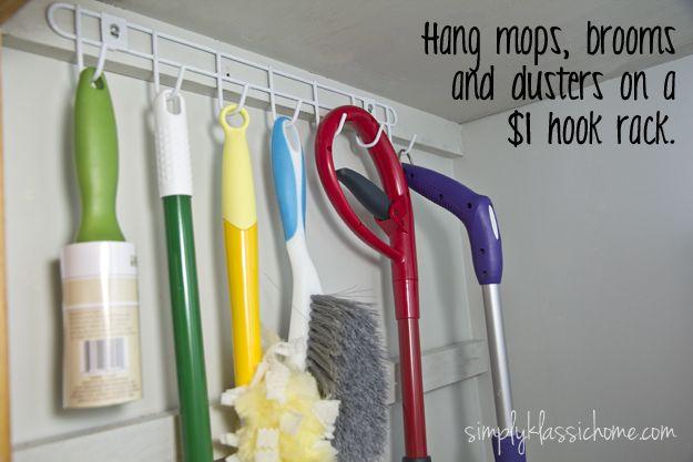 Organizar prductos de limpieza 30 decoracion de - Organizar limpieza casa ...