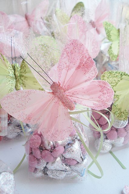 Memory of butterflies first communion decoracion de - Ideas para bautizo en casa economica ...