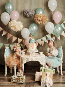 tema para fiesta de cumpleaños