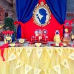 Fiesta de Cumpleaños o Piñata de blanca nieves