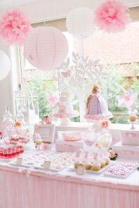 Fiesta de Cumpleaños o Piñata para niña