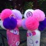 Fiesta de Cumpleaños o Piñata de doctora juguetes