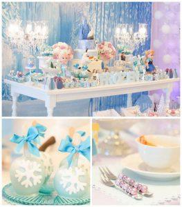 fiesta de cumpleaos o piata de frozern