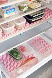 Ideas para mantener un refrigerador o heladera ordenada