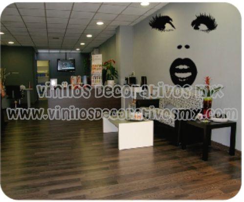 Vinilos decorativos estetica 32 decoracion de interiores - Esteticas decoracion interiores ...