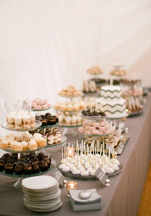 Como calcular la cantidad para una mesa de dulces 5 - Como organizar una mesa dulce ...