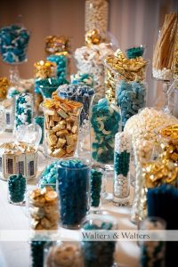 Como decorar una mesa de dulces para 15 anos (7)