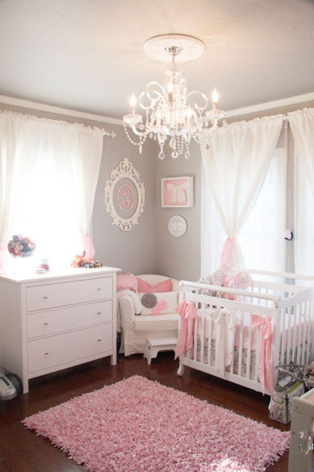 Decoracion de habitacion moderna para bebe decoracion de - Decoracion de cuarto de bebe ...