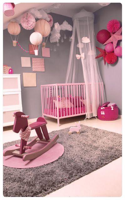 Decoraciones para bebes rosa - Decoraciones para bebes ...