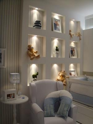 Decoracion de habitacion moderna para bebe | Decoracion de ...