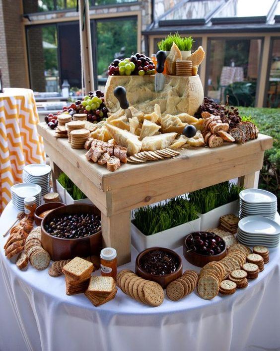 Ideas para decorar mesas de postres bodas