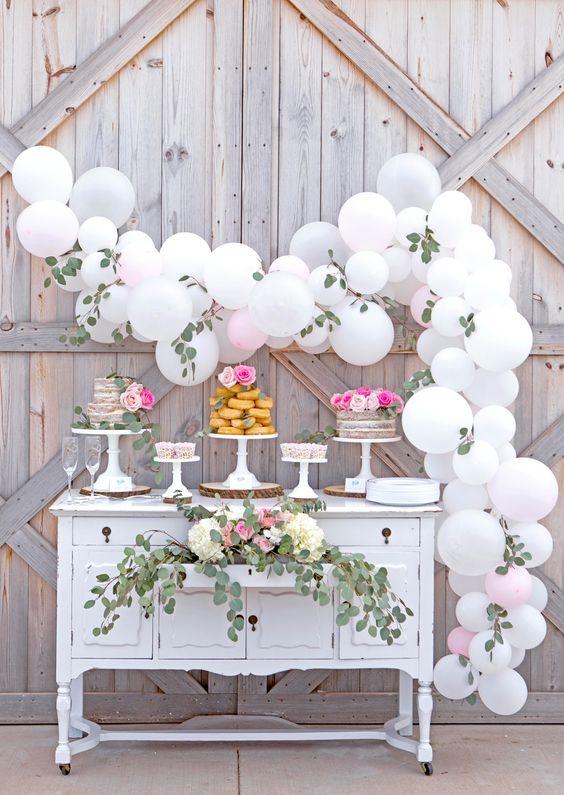Ideas para decorar mesas de postres despedida de soltera (3)