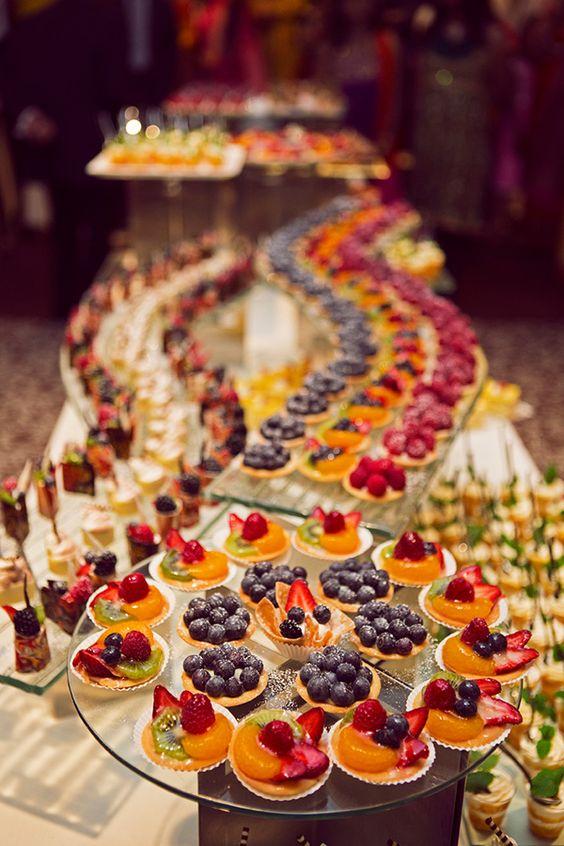 Que se pone en una mesa de dulces (1)