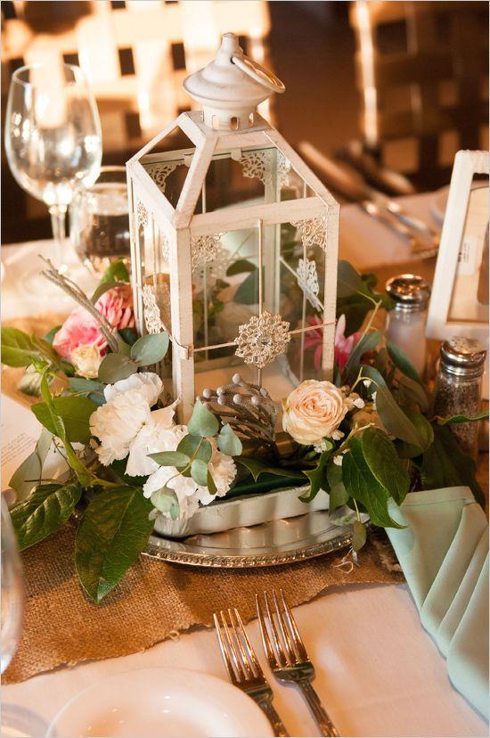 Centro de mesa boda 50 flores Decoracion De Interiores