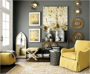 Decoracion con espejos circulares decoracion de for Espejos circulares decorativos