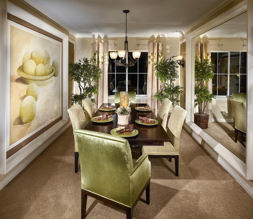 decoracion-de-comedores-pequenos | Como Organizar la Casa | Fachadas ...