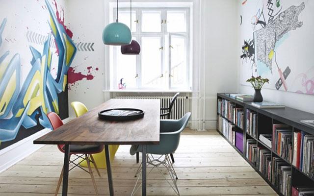 28 ideas para organizar y decorar comedores con un toque elegante y sofisticado - Decoracion de comedores rusticos ...