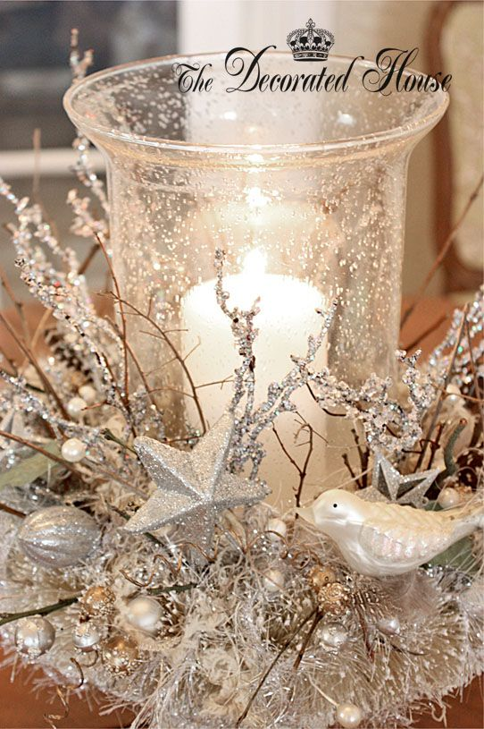 Centro de mesa perfecto navidad - Centro mesa navidad ...