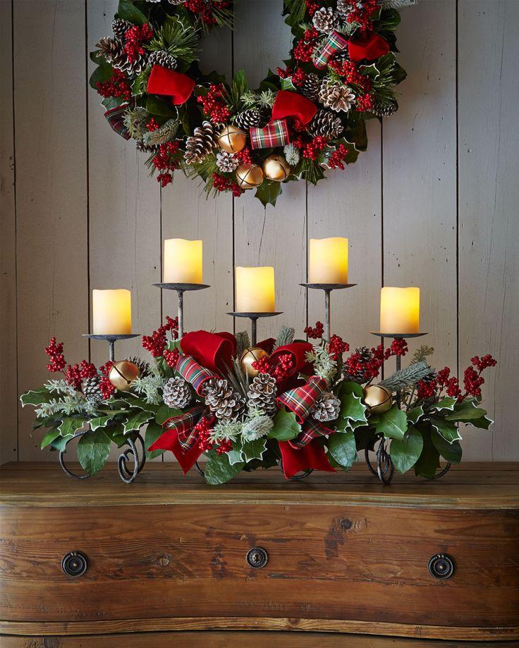 decoracion navidea para el hogar