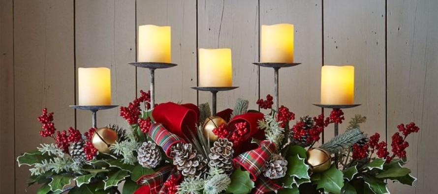 Decoracion navide a para el hogar for Elementos de decoracion para el hogar