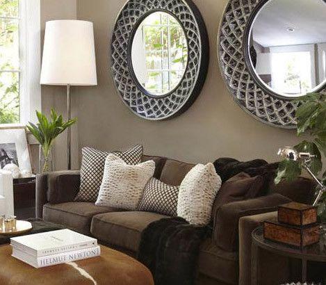 Ideas decorar con espejos decoracion de interiores for Ideas para decorar la casa con espejos