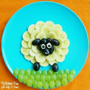 25 ideas lunch saludables para Niños