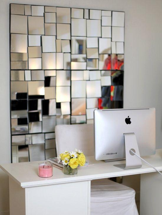 Ideas para decoracion de interiores con espejos for Espejos decoracion interiores