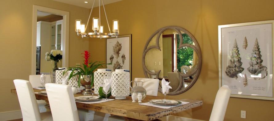 Espejos decorativos ideas decoracion con espejos for Decoracion con espejos en comedor