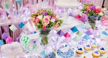 Ideas fabulosas para Decorar y Organizar mesas de postres