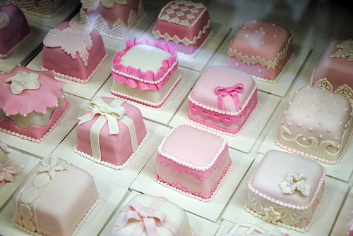 ideas para decorar mesas de postres with como decorar una mesa de dulces