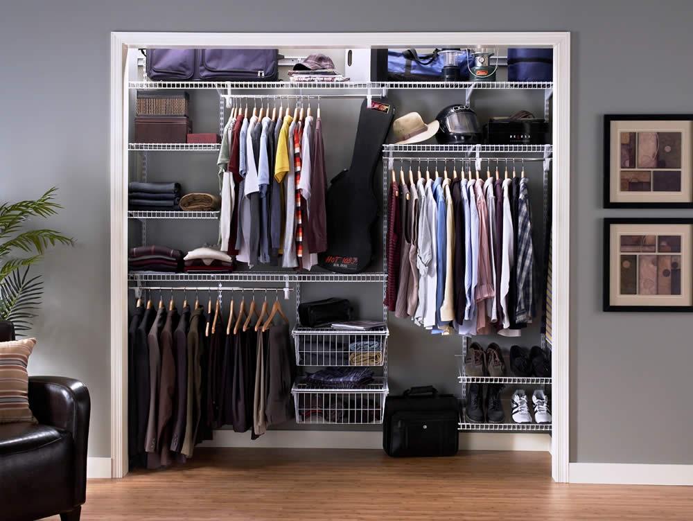 10 mandamientos para colgar ropa en el closet