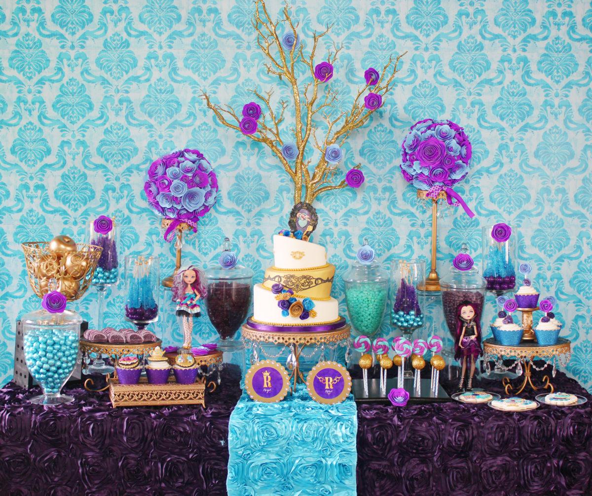 Ideas para Fiesta de Ever After High