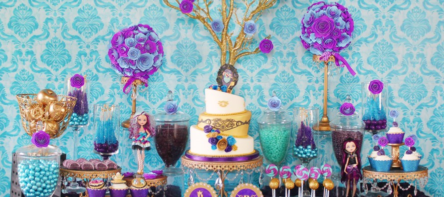 Ideas para Fiesta de Ever After High