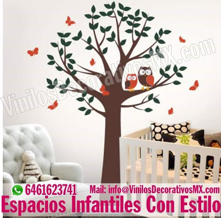 Vinilos decorativos infantiles decoracion de interiores for Donde encontrar vinilos decorativos