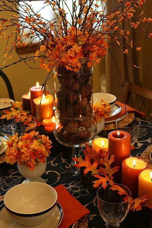 Decoracion Accion De Gracias Halloween Como Organizar La Casa
