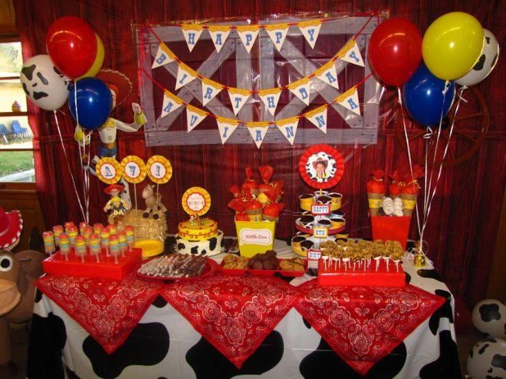 Ideas para fiesta cumplea os toys story 10 decoracion - Ideas originales para cumpleanos adultos ...