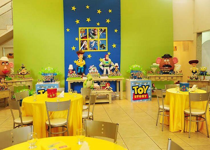 Ideas Para Fiesta Cumplea 241 Os Toys Story 24 Decoracion