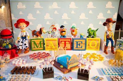 ideas para fiesta de cumpleaos de toys story