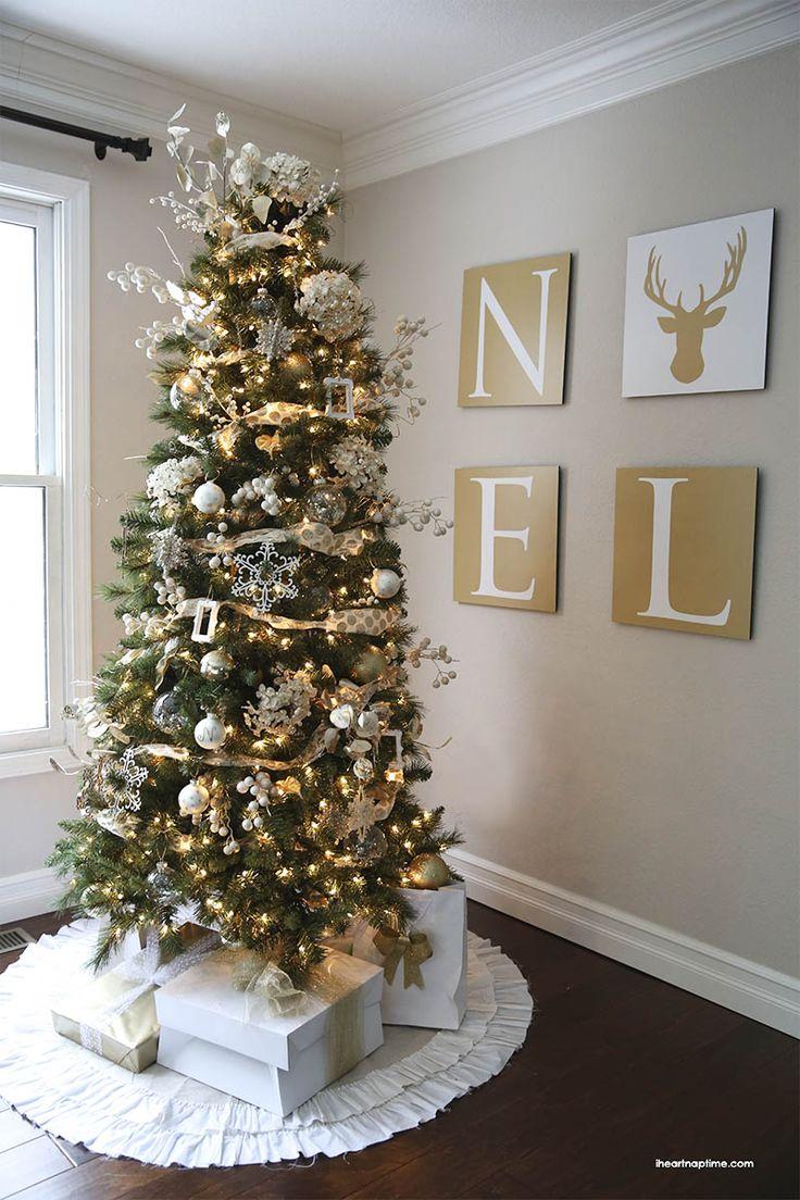 Decoracion navidad con venados 14 decoracion de interiores fachadas para casas como - Decoracion de navidad 2015 ...