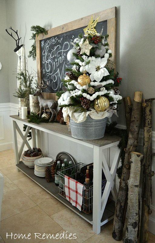 Decoration De Table Glamour Pinterest