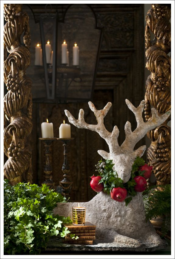 Decoracion para navidad 2015 2016 decoracion de interiores fachadas para casas como - Decoracion de navidad 2015 ...