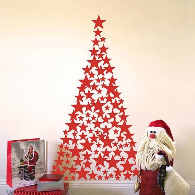 ideas de pinitos decorativos navideos que podemos hace nosotros mismos
