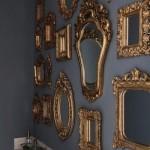 decoracion-color-gris-y-dorado-en-baños
