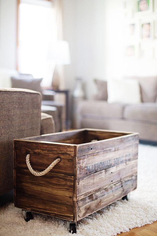 idea-de-revistero-hecho-de-cajas-de-madera-rustica