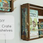 idea-para-decorar-pared-con-estante-hecho-con-cajas-de-madera