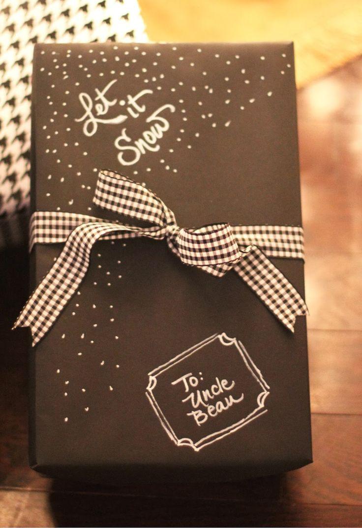 Ideas para envolver regalos para navidad decoracion de - Ideas para envolver regalos navidenos ...