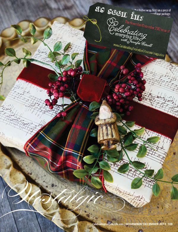 Ideas para empacar regalos para navidad decoracion de interiores fachadas para casas como - Decoracion para regalos ...