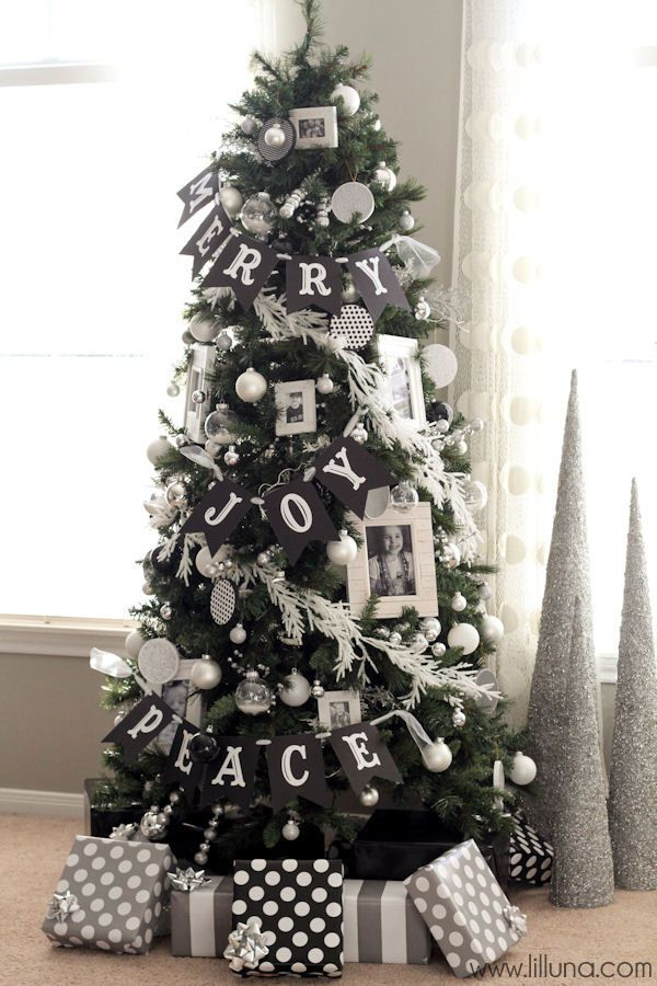 pinos de navidad u