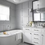 ideas-para-decorar-baño-en-grises