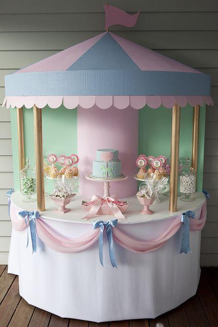 Ideas para fiesta carrucel 17 decoracion de interiores - Ideas para organizar la casa ...